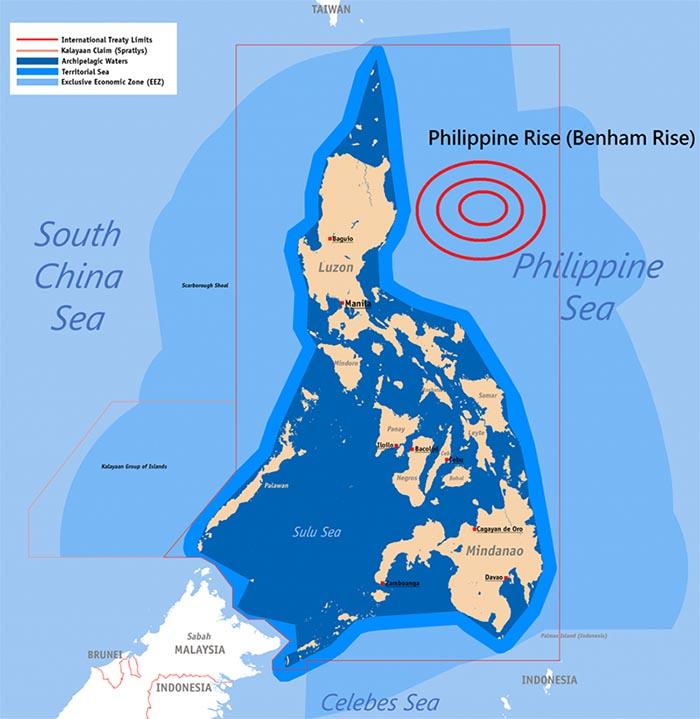 Zone économique exclusive des Philippines